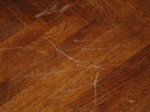 stoleunderlag beskytter gulvet